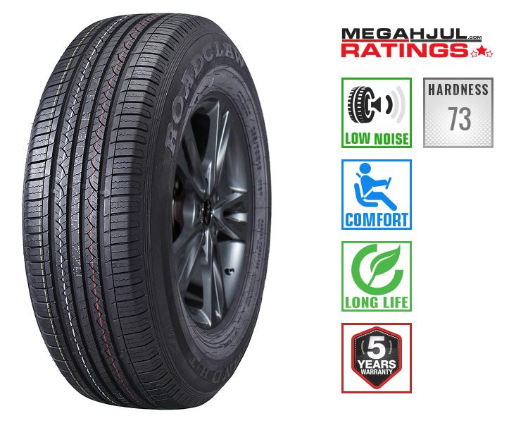 215/70R16 ROADCLAW FORCELAND HT 100H